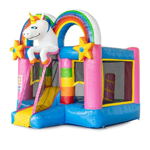 Springkussen Bouncy Unicorn